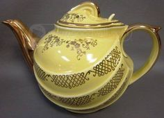 shopgoodwill.com: Vintage Canary Yellow 1950's Hall Teapot    I'd love to have this but I'm out of room!