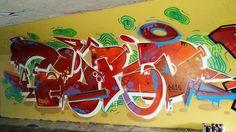 Leftover sunday. With @style1976 & @tmpshn1200  #graffiti #graffitilife #throwup #throwie #throwups #throwies #graff #life #bomb #montanacans #bombing #spraycans #spraypaint #graffitiartist #paint #graffitiart #fun #love #graffitiwall #molotow #streetart #spraycans #instagraff #fatcap #streetart #mtn94 #montanacans #paint#ironlak #blackbook by turdgraffiti