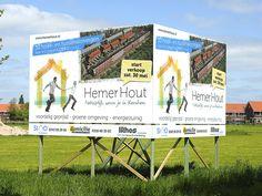 Bouwbord Hemerhout