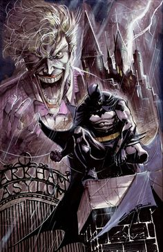 BATMAN : Arkham by Cinar.deviantart.com on @deviantART