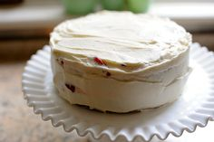 Strawberry shortcake by Ree Drummond / The Pioneer Woman, via Flickr