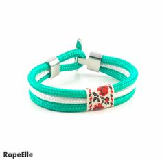 Items similar to Handmade Ethnic Bracelet ( Roses ) on Etsy Rope Bracelets, Handmade Bracelets, Handmade Jewelry, Unique Jewelry, Handmade Gifts, Marine Rope, 18 Days, Ethnic, Rest