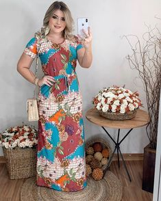 How to Make Money Moda Chic, How To Make Money, Short Sleeve Dresses, Things To Sell, Instagram Posts, Body Tule, Fashion, Shabby Chic Dress, Gorgeous Dress
