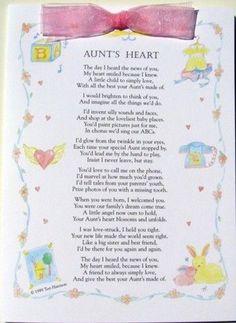 Aunts Heart