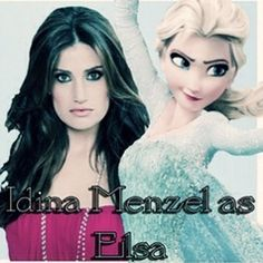 Instagram media by jelsa_4_life_ - #idinamenzel #elsa #frozen