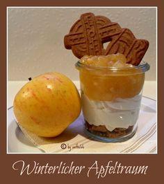 'Winterlicher Apfeltraum'