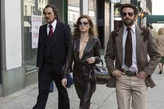 American Hustle is set in the late 70s