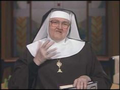 Mother Angelica Live Classics - Luke 7 v36 - Mother Angelica - 07-13-2010
