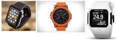A pedido, hoje vou falar de 3 relógios para uso desportivo.  O Apple Watch Series 2, o Nixon...