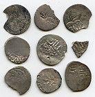 GOLDEN HORDE Silver Silber Argent Dirhem Dirham Dangs 9 coins - http://coins.goshoppins.com/medieval-coins/golden-horde-silver-silber-argent-dirhem-dirham-dangs-9-coins/