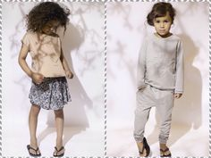 """The Lost Kids"" SS15 in 3D Ine De Haes DESIGNER COLLECTIE • nini.e • n i n a e l e n b a a s • kids styling & concept • little hipsters"