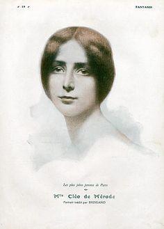 Cleo de Merode 1909