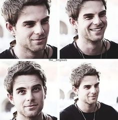 Nathaniel Buzolic / Kol Mikaelson (TVD) ❤ don't care that he's a decade older than me,  I still want him.