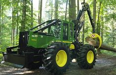 john deere   Timberjack-Forstmaschinen produziert. Im Jahre 2000 kaufte John Deere ...