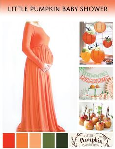 Love this Baby Shower Theme! Perfect for Fall! Little Pumpkin Baby Shower!!!