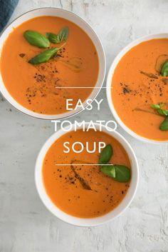 tomato soup | design
