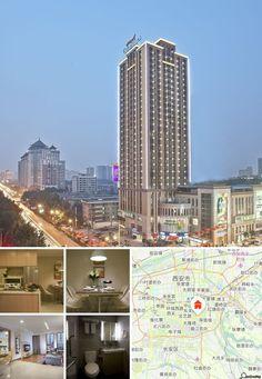 Le centre commercial Jiaoda Computer, Lifeng International Square, le bâtiment XiJia et le cinéma Hongye se trouvent à deux pas de l'hôtel. Celui-ci est également situé près des magasins, des restaurants et des lieux d'affaires. Compter 5 min à pied pour rejoindre le parc du palais de Xingqing et 5 min en voiture pour l'enceinte de la ville.