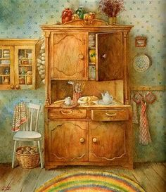 """""""Country Cupboard"""""""