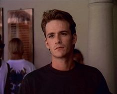 Luke Perry's Top 10 Most Jaw-Dropping Moments as Dylan McKay on 'Beverly Hills, Jennie Garth, Jason Priestley, Shannen Doherty, Luke Perry, Beverly Hills 90210, Dawson Crece, Gossip Girl, One Tree Hill, James Dean