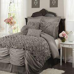 Lush Decor Lucia 4-pc. Comforter Set