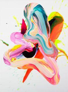 COLOR | Paint smears