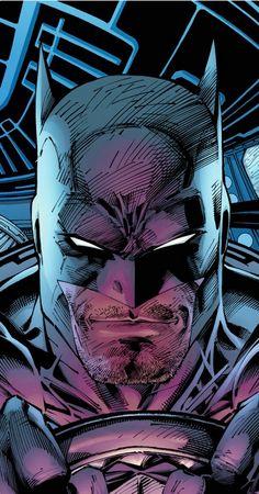 Batman - Jim Lee #dccomics #comics