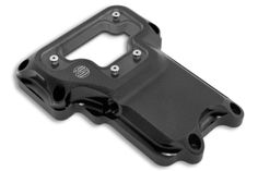 Clarity 6 Speed Transmission Top Cover - Black Ops