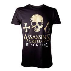 Assassins Creed IV Black Flag Shirt
