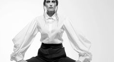 White Shirt Collection by BALOSSA