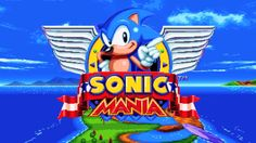 Sonic Mania will be launching later this week for the Nintendo Switch, Xbox One, and PlayStation However, it won't be launching this week on PC. It has been delayed so that the developers could address a few issues before releasing the game on Steam. Sonic The Hedgehog, Hedgehog Game, The Sonic, Sonic Boom, Nintendo 3ds, Nintendo Switch Games, Xbox One, San Diego Comic Con, Life Is Strange