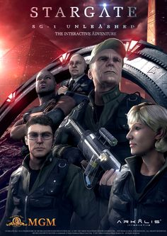 11 Best STARGATE SG-1 UNLEASHED Game images in 2013
