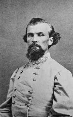 """Der """"Große Hexenmeister"""":  Nathan Bedford Forrest war der Prototyp eines Ku... The """"Grand Warlock"""": Nathan Bedford Forrest was the prototype of a Ku Klux member. The slave traders and plantation owners was before the Civil War one of the richest men of the South. As Confederate general he was pulled against the Northern States into the war, which brought him at the end of almost all of its assets. In 1866 he was appointed as the """"Great Warlock"""" for the first commander in chief of the Ku Klux…"""