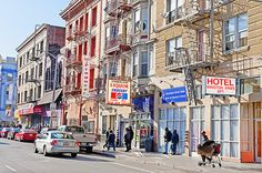Tenderlion Street  San Francisco  www.mitchellfunk.com