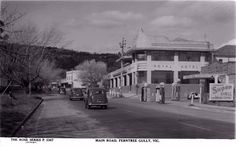 Shaun Kenaelly: The Royal Hotel, Upper Fern Tree Gully Melbourne Victoria, Victoria Australia, Historical Pictures, The Past, Places To Visit, It's Wonderful, Street View, History, Ranges
