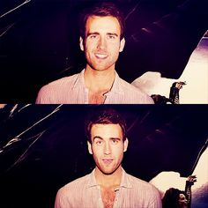Matthew Lewis....can we please...just please....make super cute babies??