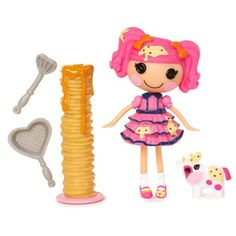"""Mini Lalaloopsy Moments in Time Doll - Berry Jars 'N' Jam - MGA Entertainment - Toys """"R"""" Us"""