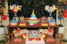 Studio Decor Eventos: Festa Branca de Neve!