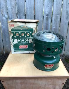 Space Heater, Portable Heater, Coleman Heater, Vintage Heater, Vintage Coleman, Catalytic Heater, Standing Heater, Radiant Heater, Vintage by Vintagetinshed on Etsy Radiant Heaters, Backpacking, Camping, Coleman Lantern, Gas Lanterns, Portable Heater, Stoves, Outdoors, Mood