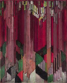 painting by Frantisek Kupka (Orphic Cubist) Frantisek Kupka, Modern Art, Contemporary Art, Georges Braque, Classic Paintings, Art Abstrait, Figurative Art, Oeuvre D'art, Painting & Drawing