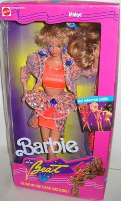Barbie And The Beat Midge