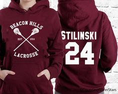 Hey, I found this really awesome Etsy listing at https://www.etsy.com/listing/206751256/teen-wolf-maroon-team-hoodie-stiles