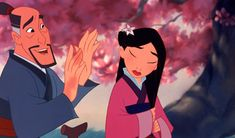 Mulan (movie).