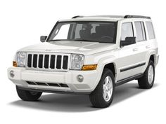 2009 Jeep Commander (File Photo)   Ok, LOVE IT, LOVE IT, LOVE my '09 Jeep Commander!   The only 3rd row fold-down SUV that could fit a car-seat without breaking my son's feet! We looked