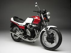 HONDA CBX400F, 1/12 scale plastic model