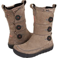 Merrell Tempest High Boots - i love the buttons