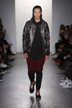 Pyer Moss Shows Its Fall/Winter 2015 Collection | Complex