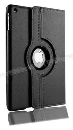 iPad Air Siyah 360 Derece Dönebilen Standlı Deri Kılıf -  - Price : TL34.90. Buy now at http://www.teleplus.com.tr/index.php/ipad-air-siyah-360-derece-donebilen-standli-deri-kilif.html