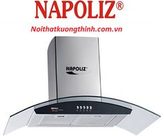Máy hút mùi Napoliz NA 90PG giải pháp ưu việt để hút khói khử mùi trong phòng bếp