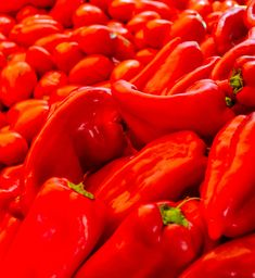 Red Photography / Minimal Food / Peppers Rainbow Project, Red Photography, Minimal, Stuffed Peppers, Vegetables, Food, Stuffed Pepper, Essen, Vegetable Recipes