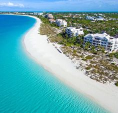 Spectacular Grace Bay Beach - Turks and Caicos Vacation Rentals - Grace Bay Cottages - www.gracebaycottages.com